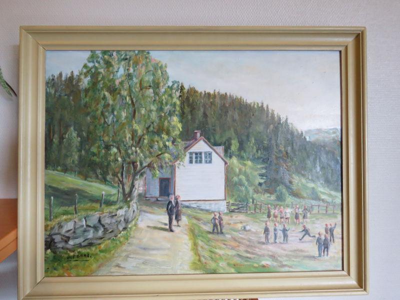 J. Fenne - Bjørgum skule