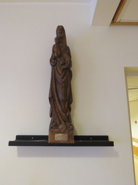 Treskulptur (sakralt)