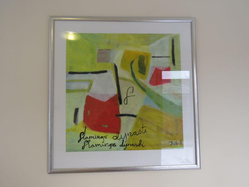 Ingeborg Loven Norekval - «Flamingos dynasti»