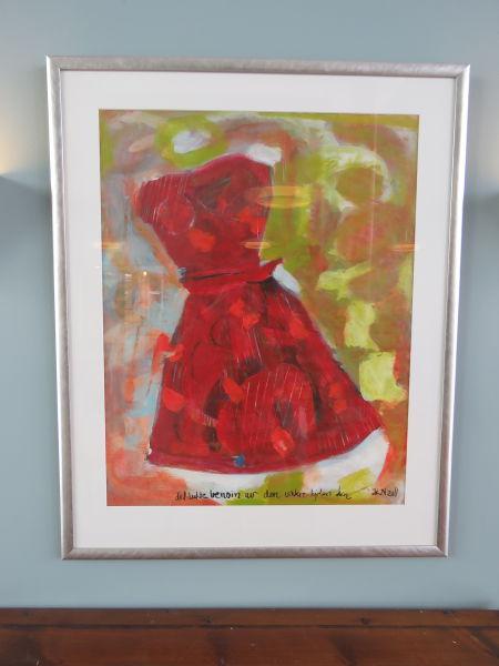 Ingeborg Loven Norekval - «Det lukter bensin av den vakre kjolen din»