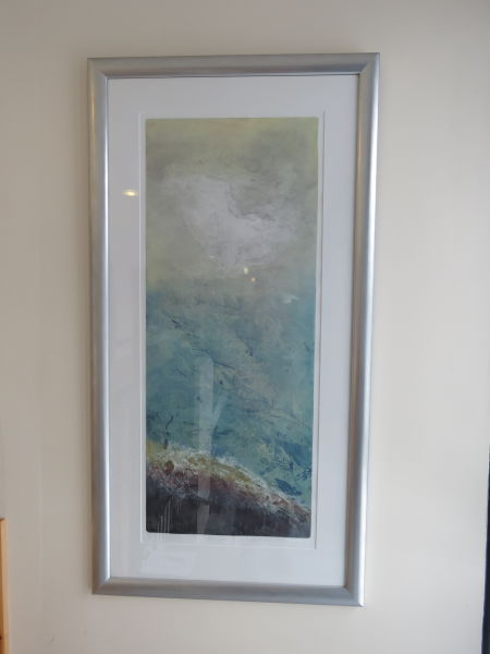 Kristian Finborud - «Tåke i fjellet»