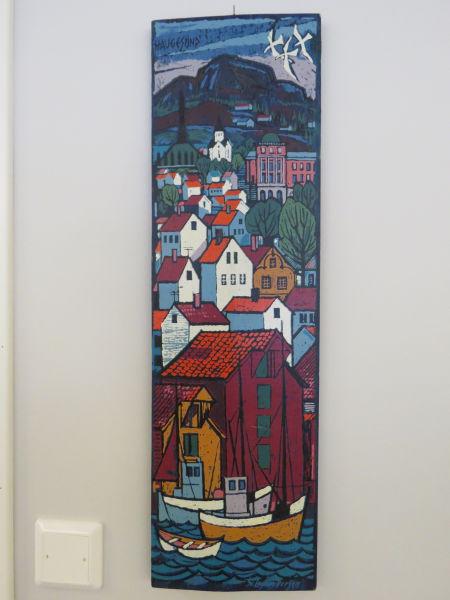 Sverre Loge Pettersen 1919-2006 - «Haugesund»