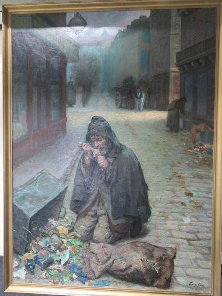Lars Osa (1860-1958) - «Eit menneskje»