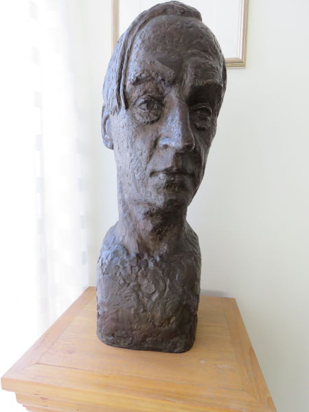 Ståle Kyllingstad - Byste av Sigbjørn Bernhoft Osa (1910-1990