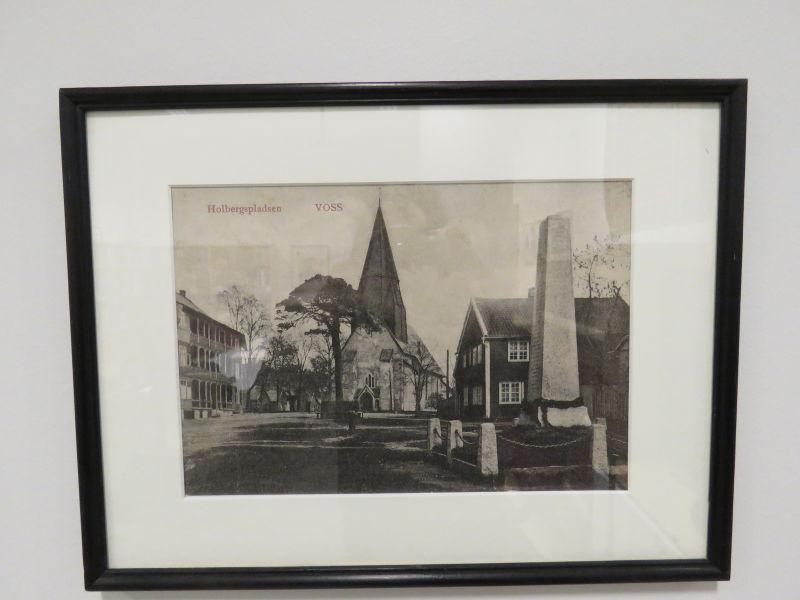 7 stk gamle foto frå Voss og omegn