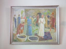 Kåre Mikkelsen Jonsborg (1912-1977) - Bibelsk motiv
