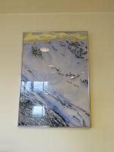 Sveinung Iversen - Fjellmotiv med snø