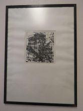 Robert Kønig - Building/lino 1/11