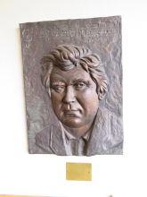 Oddmund Raudberget (1932- - Relieff av Nils Bergslien